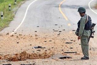 В Таїланді вибухнув замінований автомобіль: понад 40 поранених
