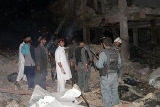 Кількість жертв теракту в Афганістані збільшилася до 41