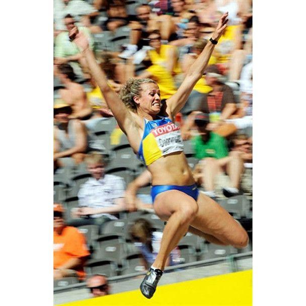 Українці на чемпіонаті світу з легкої атлетики