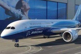 """До кінця року Boeing відправить у небо """"Лайнер мрії"""""""