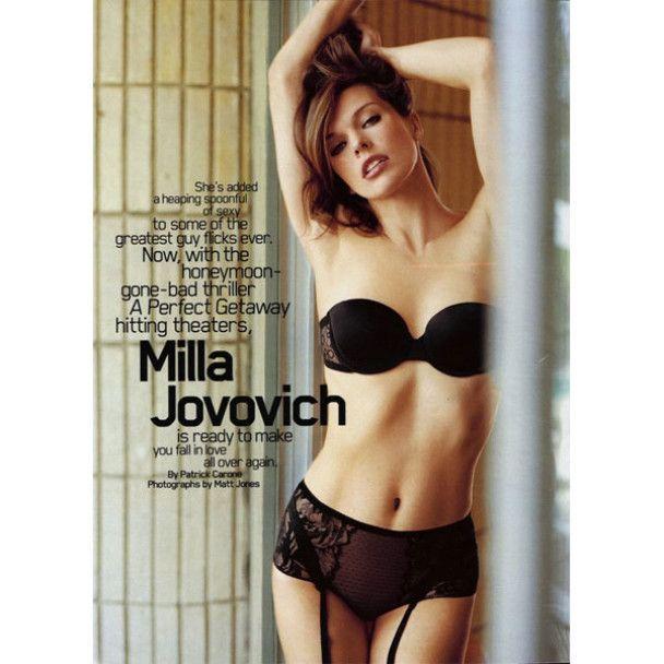 Міла Йовович зіграє жертву серійного вбивці