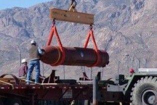 США розбомблять Іран і Корею десятьма 15-тонними бомбами