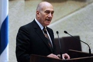 Екс-прем'єру Ізраїлю пред'явили звинувачення в корупції