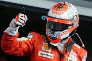 Ferrari виграла першу гонку в сезоні