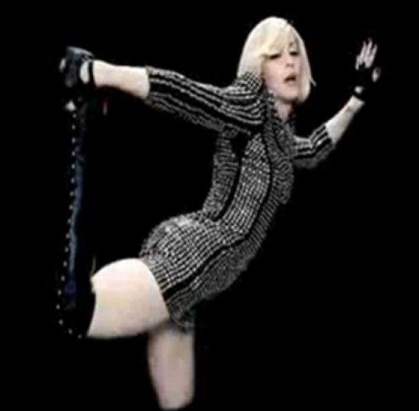 В новому кліпі Мадонни знялись її коханець та донька