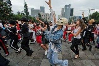 В день народження Джексона танцював весь світ