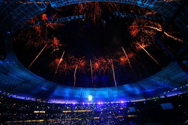 """Церемонія відкриття """"Донбас Арени"""""""