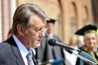 Ющенко боїться, що Україна втратить демократію