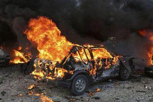 Під час виступу прем'єра Греції стався вибух