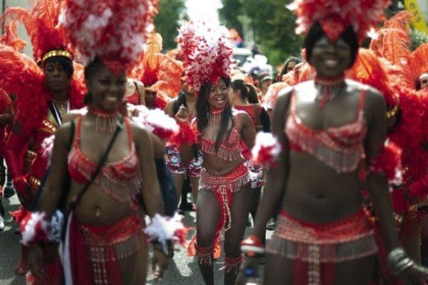 Найбільший в Європі вуличний карнавал