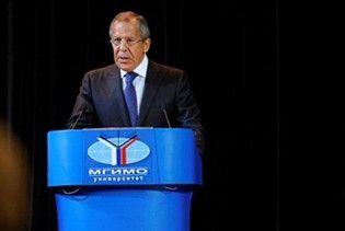 Лавров: противники Росії хочуть переписати історію Другої світової війни