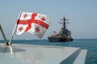 Президент Абхазії наказав знищувати грузинські кораблі-порушники