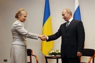 Тимошенко пішла на поступки Путіну: газові компроміси України