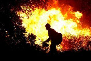 Причиною пожеж в Каліфорнії назвали підпал