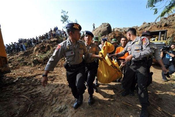 Потужний землетрус в Індонезії