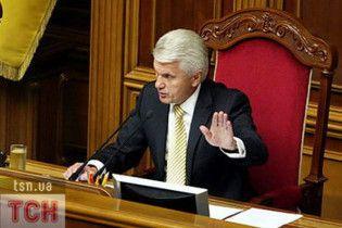 Литвин боїться, що другого туру виборів не буде