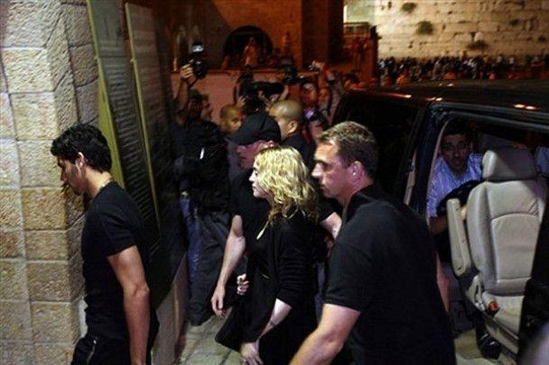"""Мадонна """"Sticky&Sweet"""" в Ізраїлі"""