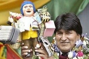 Болівія і Перу не поділили ляльку
