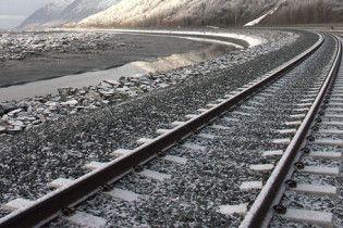 У Росії невідомі замінували залізничне полотно