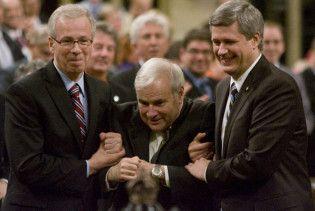 Спікер парламенту Канади приїхав на власні очі побачити безлад у Раді