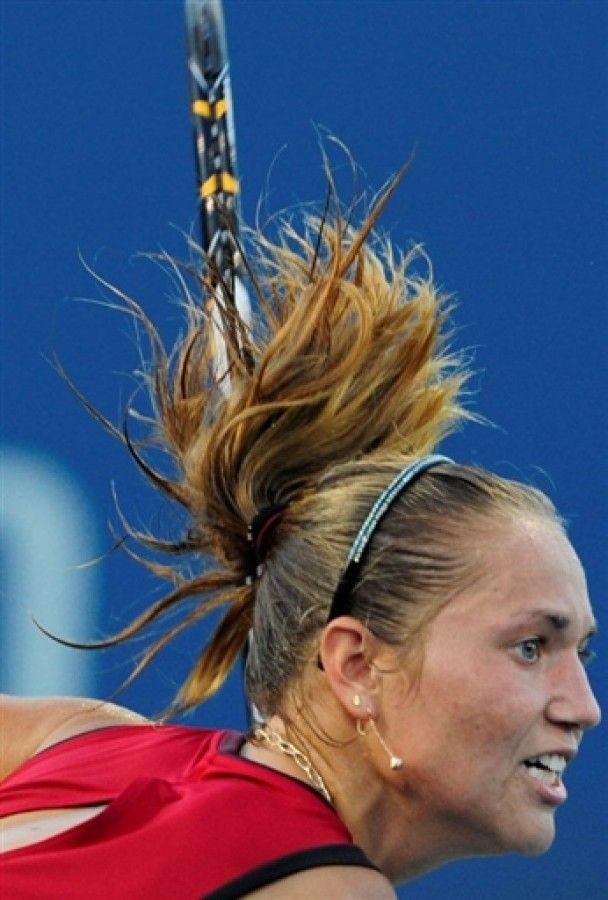 Катерина Бондаренко: я програвала тому, що нервувала