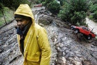 Через зсуви ґрунту в Чилі загинули щонайменше двоє людей