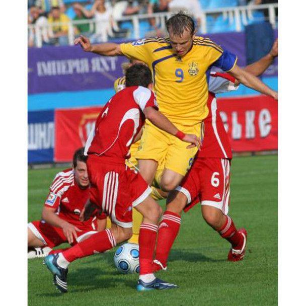 Україна 5:0 Андорра. Фотозвіт