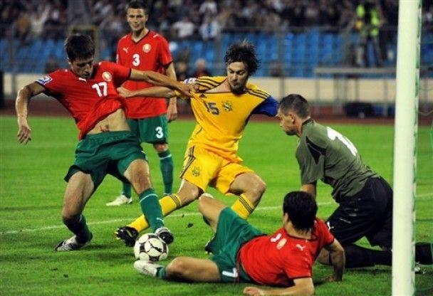 ЧС-2010. Україна зазнала невдачі у грі з Білоруссю
