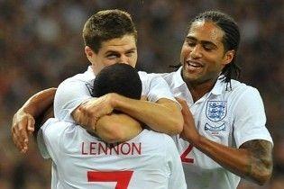 Англія зіграє проти України найсильнішим складом