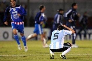 ЧС-2010. Аргентина на межі фіаско