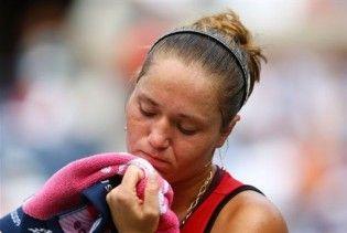 Катерина Бондаренко сенсаційно вилетіла з Australian Open
