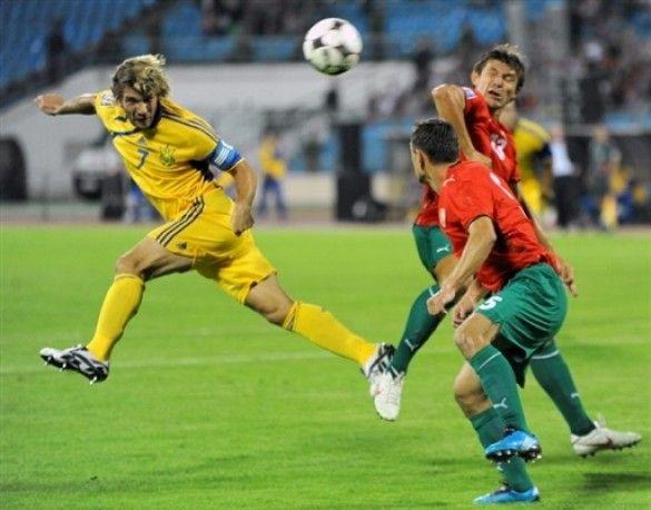 Білорусь - Україна - 0:0