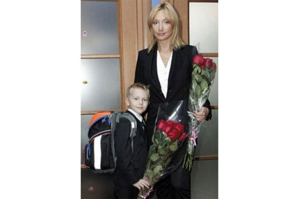 Орбакайте не пустили до школи побачити сина