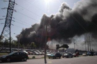 Пожежа на ЗАЗ сталася через розчинник