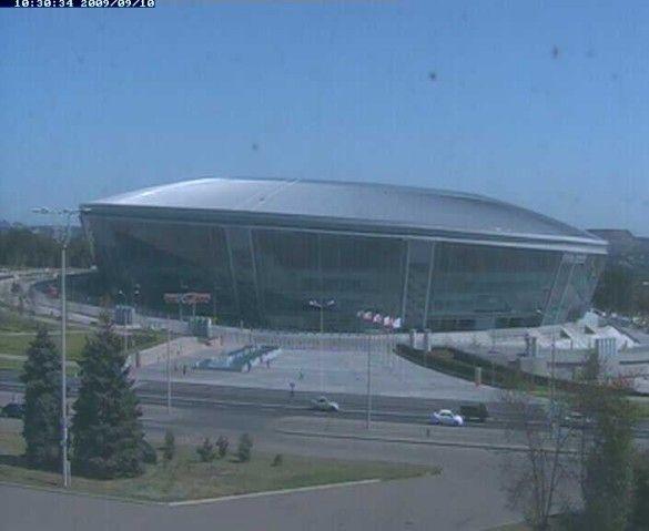 Донбас-Арена. Фото 10 вересня