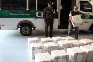 У Колумбії конфіскований контейнер з 23 мільйонами доларів