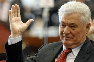 Екс-президента Молдови допитали з приводу масових погромів у Кишиневі