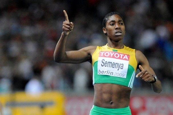 Чемпіонка світу з бігу виявилася гермафродитом