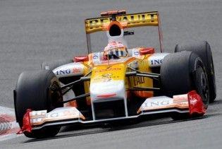 Renault під загрозою довічного виключення з Формули-1