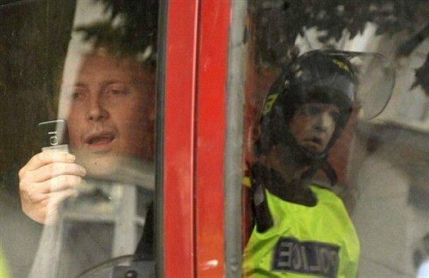 У Лондоні сталися сутички на релігійно-етнічному ґрунті