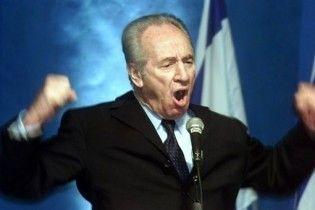 Президент Ізраїлю знепритомнів та провів ніч у лікарні
