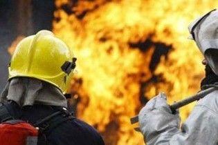 На Сумщині невідомі намагалися підпалити газозаправну станцію