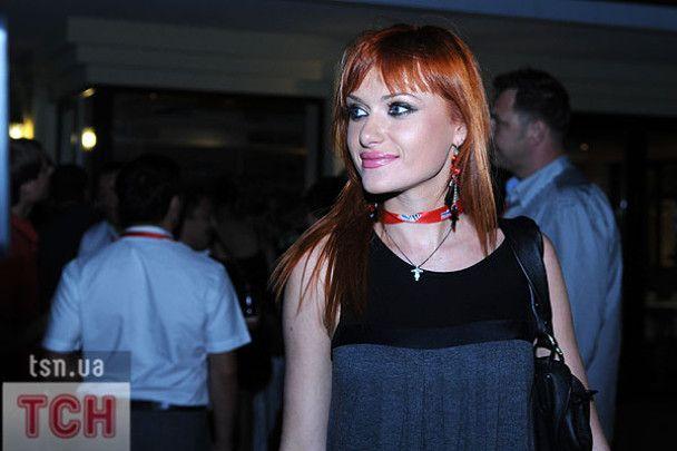 П'яна Волочкова впала на вечірці Червоненка