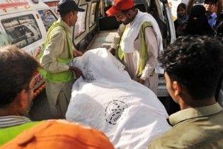 У тисняві під час роздачі продуктів у Пакистані загинуло 20 людей