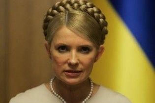 Тимошенко: Партія регіонів вішає людям локшину на вуха