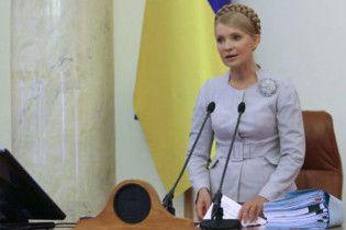 Тимошенко змусить ГПУ порушити справи проти газових боржників