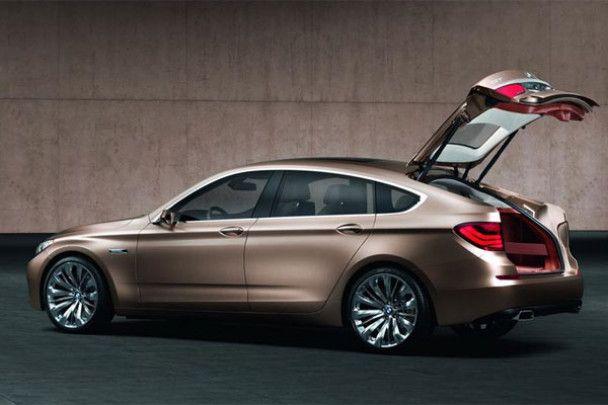 BMW презентувала нову модель 5 Series Gran Turismo