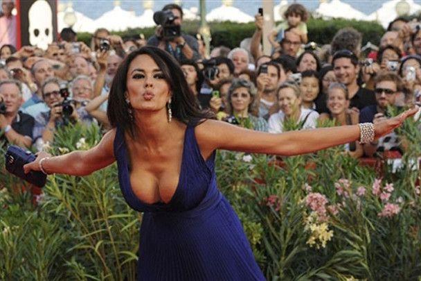 Яскраві кадри Венеціанського кінофестивалю