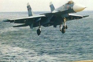 Україна не пустила російських льотчиків до Криму