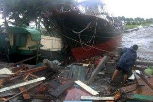 Жертвами тайфуну в Китаї стали семеро людей